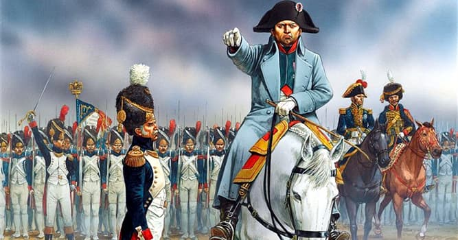Historia Pregunta Trivia: ¿Por qué se rompieron los botones de los soldados de Napoleón durante el invierno ruso?