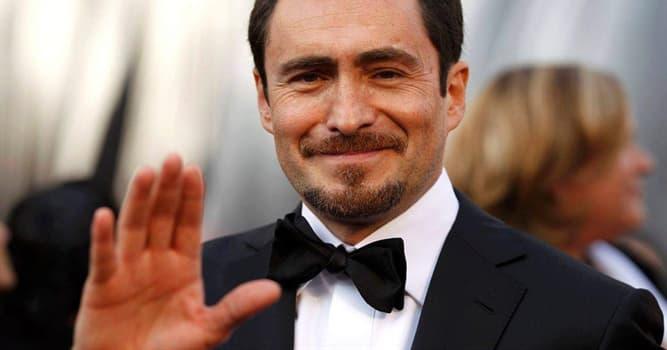 Películas Pregunta Trivia: ¿Qué actor mexicano fue nominado al Óscaral mejor actor en 2012?
