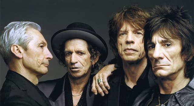 """Cultura Pregunta Trivia: ¿Qué actriz de Hollywood aparece en el videoclip de The Rolling Stones """"Anybody seen my baby?""""?"""
