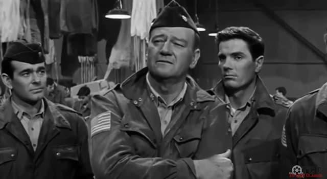 """Películas Pregunta Trivia: ¿Qué cantante participó en la película """"El día más largo"""" de 1962?"""