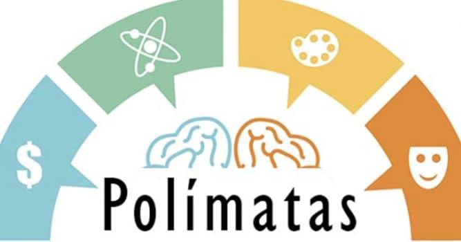 Cultura Pregunta Trivia: ¿Qué es un polímata?