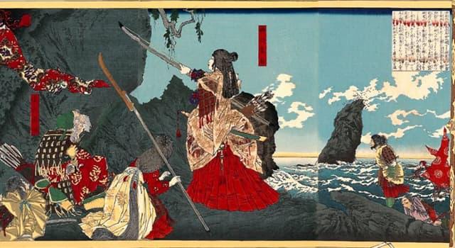 Historia Pregunta Trivia: ¿Qué nombre recibían las mujeres guerreras de Japón en el período feudal?