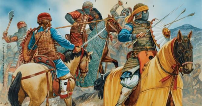 Historia Pregunta Trivia: ¿Qué pueblos se enfrentaron en La Batalla de Ayn Yalut?