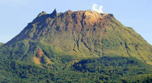 Geografía Pregunta Trivia: ¿Qué significa en español el nombre del estratovolcán La Grande Soufrière?