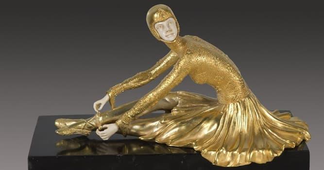 """Cultura Pregunta Trivia: ¿Qué son las """"esculturas Criselefantinas""""?"""