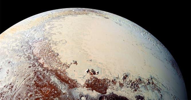 Сiencia Pregunta Trivia: ¿Quién descubrió el planeta Plutón?