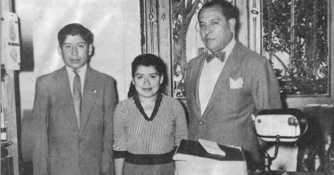 Sociedad Pregunta Trivia: ¿Quién es Lina Medina Vásquez?