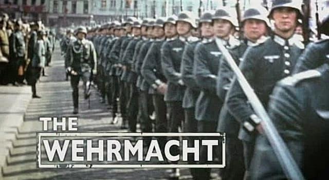 Historia Pregunta Trivia: ¿Quién fue el primer comandante en jefe de la Wehrmacht, Fuerza de Defensa, alemana?