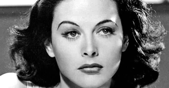 Historia Pregunta Trivia: ¿Quién fue Hedy Lamarr?