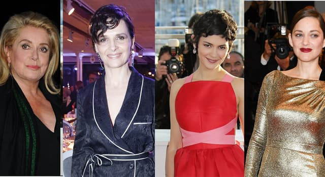 Películas Pregunta Trivia: ¿Quién fue la primera actriz del cine francés que ganó un Premio Óscar?