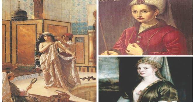Historia Pregunta Trivia: ¿Quién fue Roxelana?