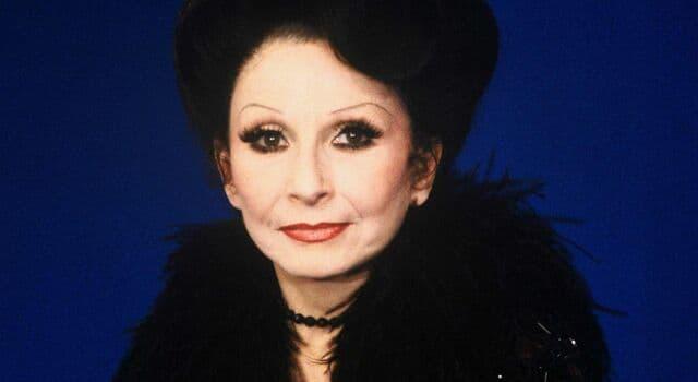 Cultura Pregunta Trivia: ¿Quién fue Zizi Jeanmaire?
