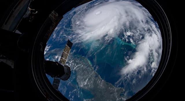 Cultura Pregunta Trivia: ¿Quién inventó el sistema de nombres para huracanes, tifones y ciclones?
