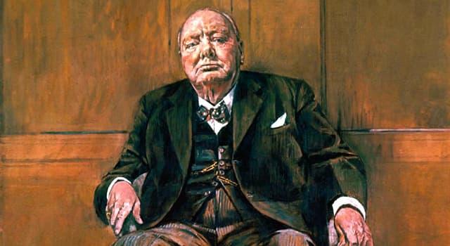 Cultura Pregunta Trivia: ¿Quién pintó el cuadro de Wiston Churchill (1954)?