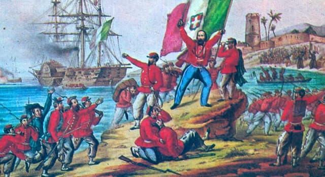 """Historia Pregunta Trivia: ¿Quiénes fueron conocidos como """"Los Camisas Rojas""""?"""