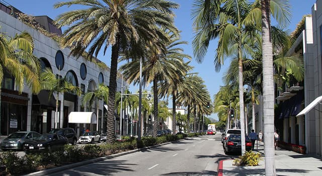 Geography Trivia Question: In which country is Rodeo Drive located?