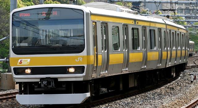 Sociedad Pregunta Trivia: ¿En qué país se considera un serio retraso que el tren se demore 5 minutos?
