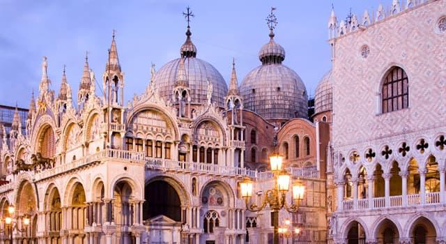 Cultura Pregunta Trivia: ¿Dónde está la Basílica de San Marcos?
