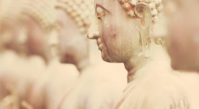 """Cultura Pregunta Trivia: ¿En qué religión las """"cuatro nobles verdades"""" son consideradas como una de las enseñanzas fundamentales?"""