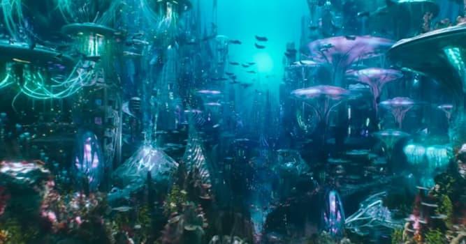 Kultura Pytanie-Ciekawostka: W którym oceanie, zgodnie z legendą, zatonęła Atlantyda?