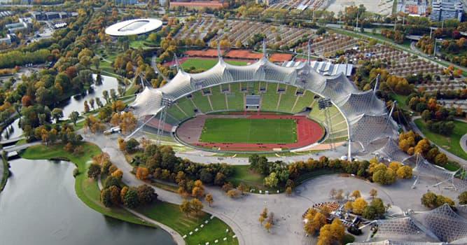 Sport Wissensfrage: Wann fanden die Olympischen Spiele in München statt?