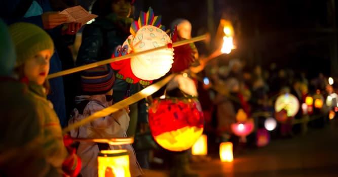 Kultur Wissensfrage: Wann wird der Martinstag gefeiert?