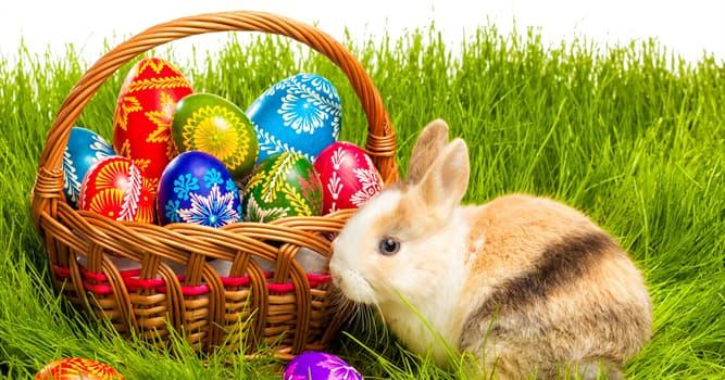 Kultur Wissensfrage: Was feiert man zu Ostern?
