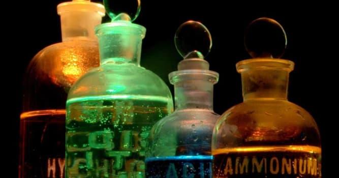 Wissenschaft Wissensfrage: Was ist CH3COOH?