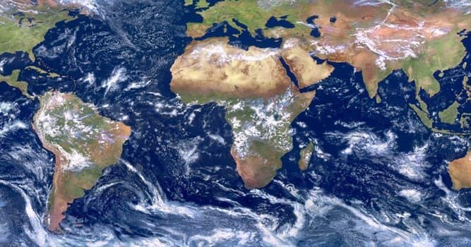 Geographie Wissensfrage: Was ist das größte Land in Südamerika?