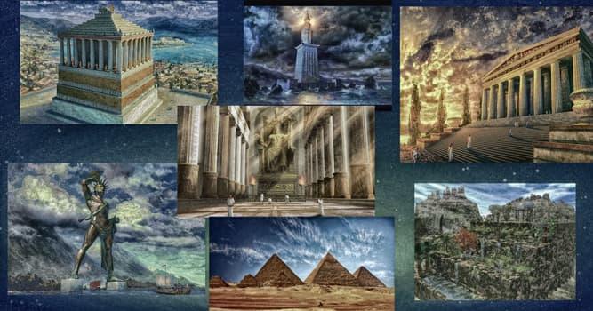 Kultur Wissensfrage: Was ist von den Sieben Weltwundern bis heute erhalten geblieben?