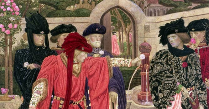 """Geschichte Wissensfrage: Was versteht man unter """"Rosenkriege""""?"""