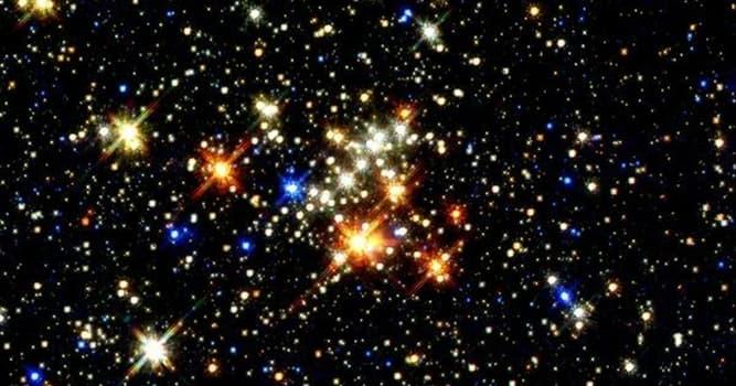 Wissenschaft Wissensfrage: Welche Farbe haben die heißen Sterne?