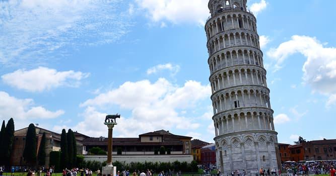 Geschichte Wissensfrage: Welche Funktion hatte der Schiefe Turm von Pisa während des Zweiten Weltkriegs?