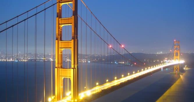Geographie Wissensfrage: Welche ist die längste Brücke der Welt?
