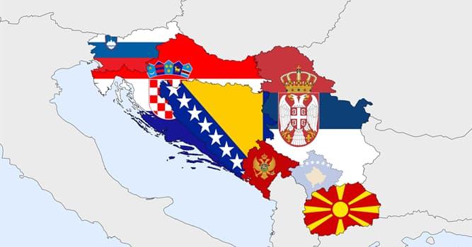 Geschichte Wissensfrage: Welche Stadt war die Hauptstadt des Königreichs Jugoslawien?