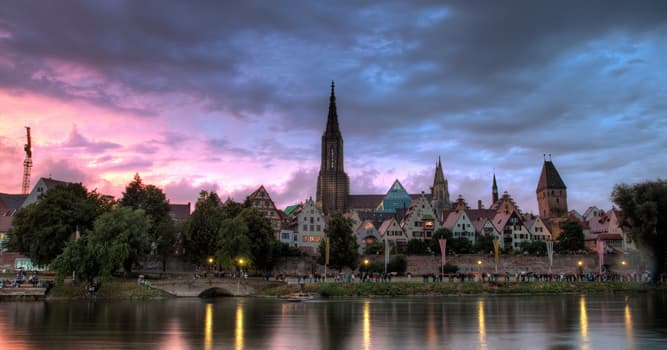 Geschichte Wissensfrage: Welcher berühmte Physiker wurde in Ulm geboren?