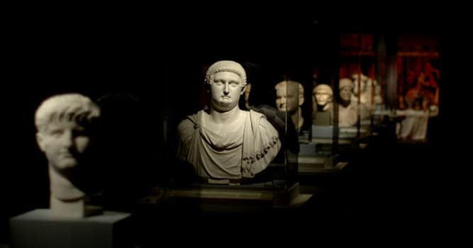 Geschichte Wissensfrage: Welcher römische Kaiser regierte am längsten?