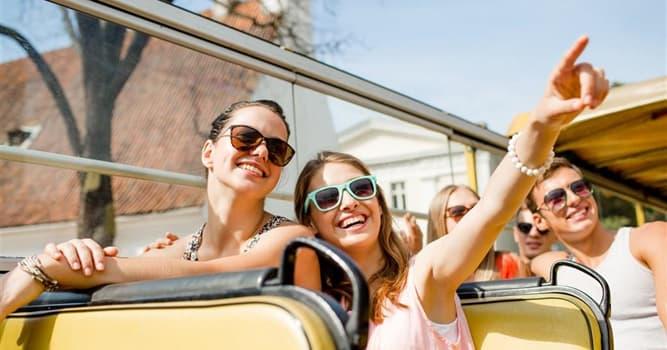 Geographie Wissensfrage: Welches Land wird am meisten von Touristen besucht?