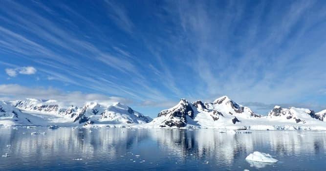 Geographie Wissensfrage: Wem gehört die Antarktis?