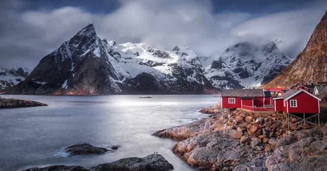 Geographie Wissensfrage: Wem gehört die Inselgruppe Lofoten?