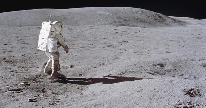 Geschichte Wissensfrage: Wer betrat als erster Mensch den Mond?