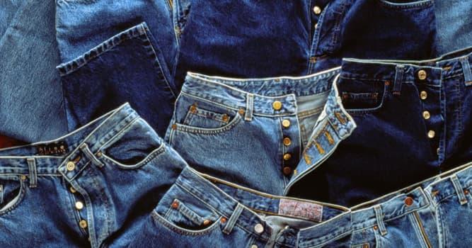 Geschichte Wissensfrage: Wer hat Jeans erfunden?