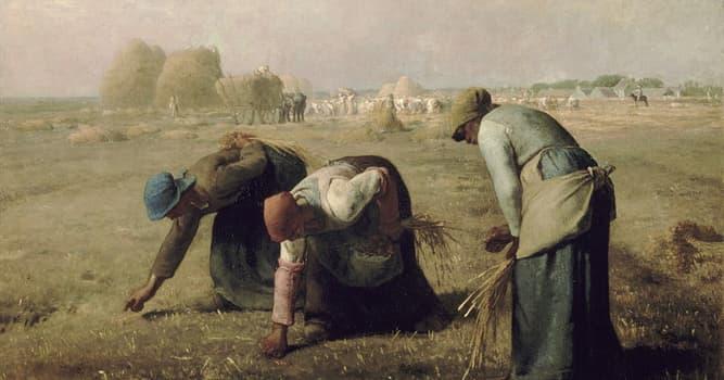 """Kultur Wissensfrage: Wer ist der Maler des bekannten Gemäldes """"Les Glaneuses"""" (""""Die Ährenleserinnen"""")?"""
