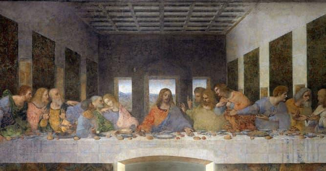 Kultur Wissensfrage: Wer ist der Maler des Gemäldes, das auf dem Foto dargestellt ist?
