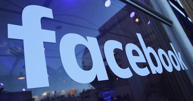Gesellschaft Wissensfrage: Wer ist Vorstandsvorsitzender und Gründer von Facebook?