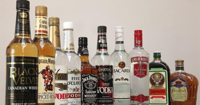 Cultura Pregunta Trivia: ¿Qué bebida alcohólica está asociada a la marca Hennessy?
