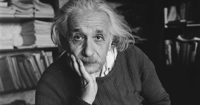 Sociedad Pregunta Trivia: ¿Qué causó la muerte de Albert Einstein?