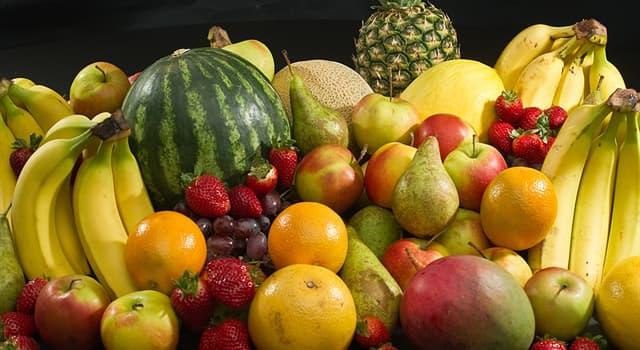 Naturaleza Pregunta Trivia: ¿Qué fruta tiene una variedad llamada kalamata?