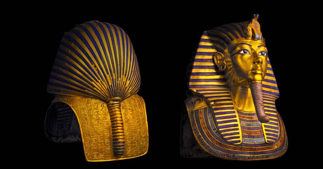 History Trivia Question: What was Tutankhamun's original name?