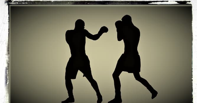 """Sport Trivia Question: Which boxer was known as """"Will-o'-the-Wisp""""?"""